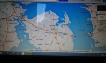 merci au GPS !